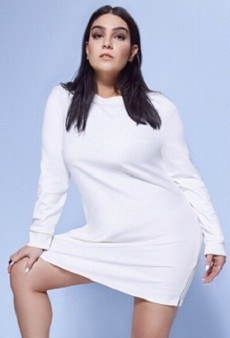 Blogger Nadia Aboulhosn Collaborates with Boohoo on a Plus-Sized Collection