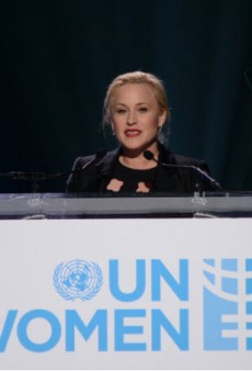 Patricia Arquette Gets That Wage Equality Speech Right This Time
