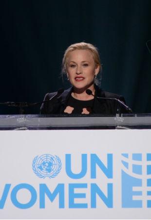 Patricia Arquette U.N. Women