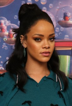 Rihanna Softens Her Hair and Makeup Look — and We Love It