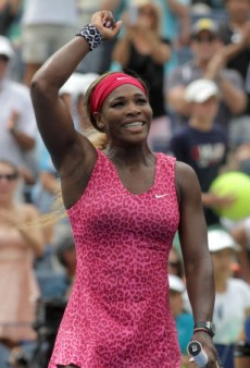 Must Watch: Serena Williams Does Beyoncé's '7/11' Music Video