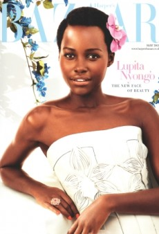 Lupita Nyong'o Delights on May Cover of UK Harper's Bazaar (Forum Buzz)