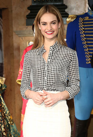 02-lily-james-gingham