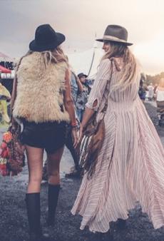 The Best Street Style from Byron Bay's Bluesfest 2015