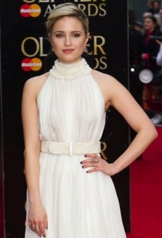 Dianna Agron and Rosie Huntington-Whiteley Showcase Novel Necklines in This Week's Celebrity Best Dressed List