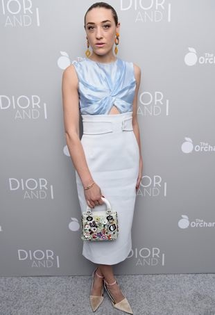 attends the Dior And I NY Premiere on April 7, 2015 in New York City.