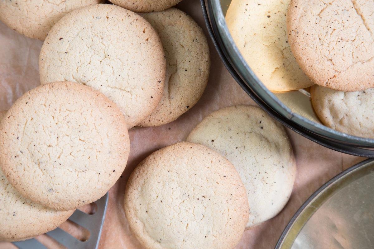 and Cookies - Salt & Pepper Shakers. Glazed ceramic salt and pepper ...
