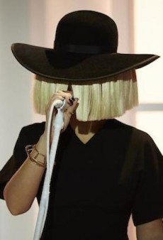 "Sia Hides Her Face Because Media Make Her Feel like ""Prey"""