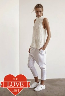 Knitted Tops: The Love List