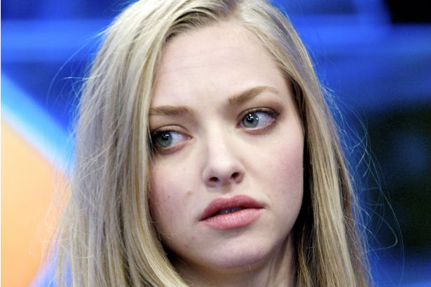 Amanda Seyfried Resting Bitch Face