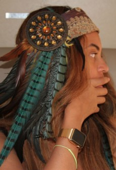 Beyoncé's Apple Watch Is Fancier than Yours
