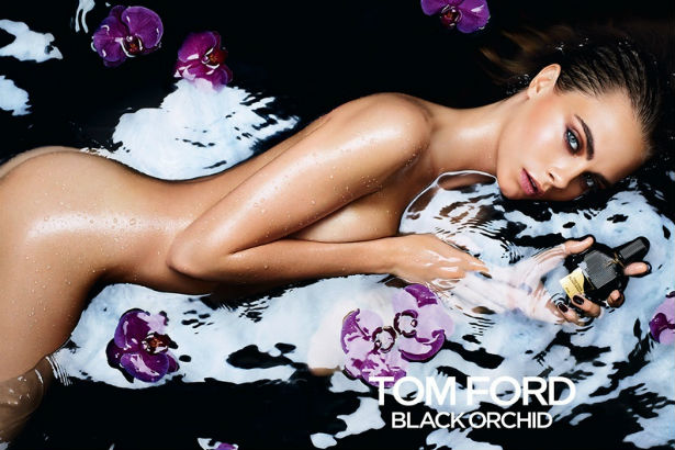 ASA Finds Nothing Wrong With Tom Ford Black Orchid Ad