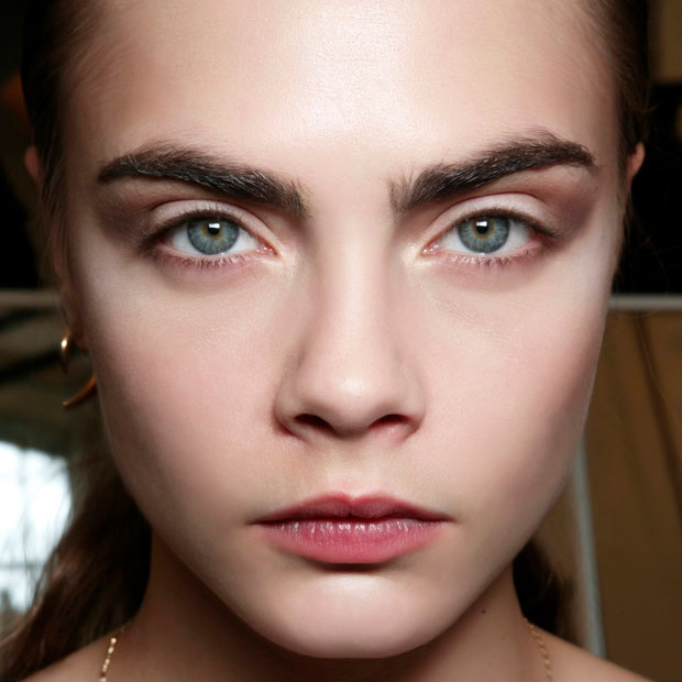 The Great Eyebrow Debate Groomed Or Natural Thefashionspot