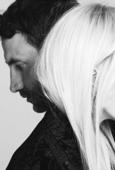 Donatella Versace Joins Riccardo Tisci for Givenchy's Fall 2015 Campaign (Forum Buzz)