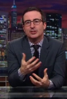 John Oliver Has a Plan for Fast Fashion Labels Who 'Don't Know' Where Their Clothes Are Being Made