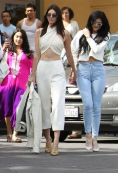 Kendall Jenner Gets Hacked, the Kardashians Have Their Own No Parking Signs