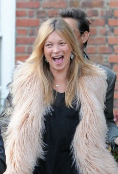 Kate Moss Is Planning to Sell Homemade Jam at Glastonbury