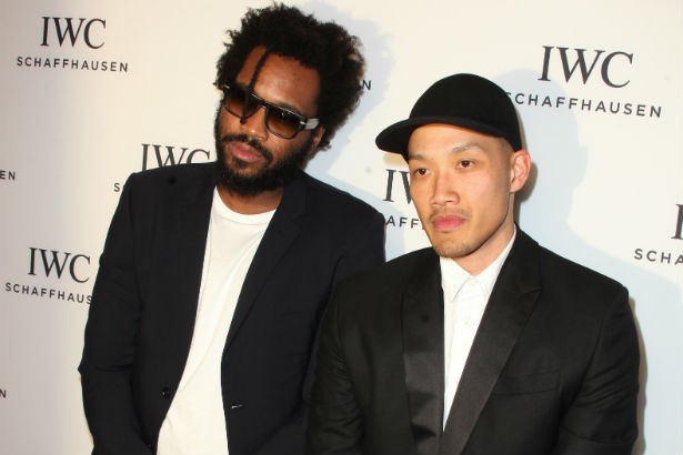 Maxwell Osbourne and Dao-Yi Chow
