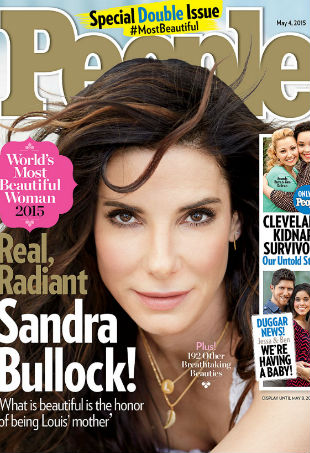 Sandra Bullock People Magazine Most Beautiful