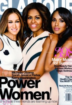 Michelle Obama, Kerry Washington and Sarah Jessica Parker Star on a Powerful Glamour Cover for May (Forum Buzz)
