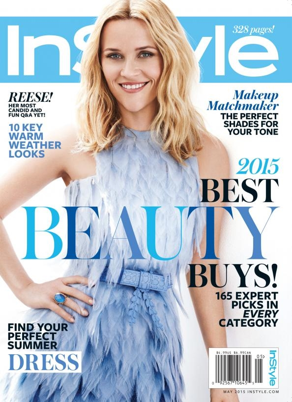 US InStyle May 2015 Reese Witherspoon Giampaolo Sgura