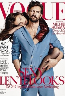 Michiel Huisman and Crista Cober Look Like the Perfect Couple on Vogue Netherlands (Forum Buzz)