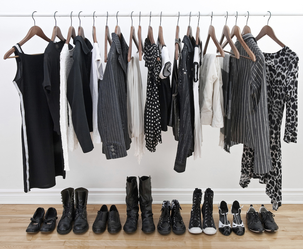 How to Build a Minimalist Wardrobe - theFashionSpot
