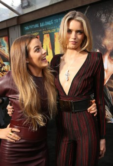The 'Mad Max: Fury Road' Sister-Wives All Have Matching Tattoos