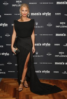 Anna Heinrich Steals the Limelight for Men of Influence Dinner