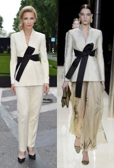 Runway to Real Life: Jennifer Connelly in Louis Vuitton, Cate Blanchett in Armani Privé and More (Forum Buzz)