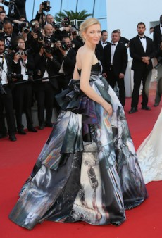 Giles Deacon 'Couldn't Be Happier' with Cate Blanchett's Red-Carpet Moment at Cannes