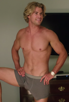 Watch: Chris Hemsworth Flaunts His Assets for New 'Vacation' Trailer