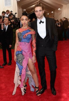 FKA Twigs Wore a Dress with a Penis on It to the 2015 Met Gala
