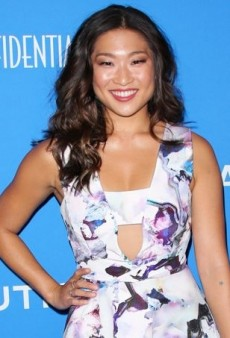 Jenna Ushkowitz Makes a Splash at an Oceana Bash
