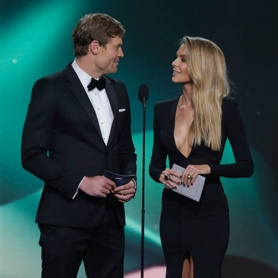 The 2015 Logies Was One Big Booby Trap