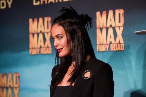 Megan Gale Sydney Premiere of Mad Max: Fury Road