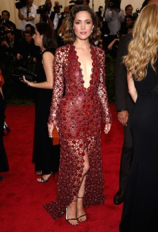 Aussie Beauties Dominate the Met Gala 2015 Red Carpet