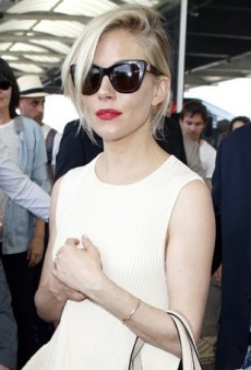 Sienna Miller Reports for Cannes Jury Duty in Stella McCartney