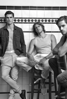 "The Stenmark Twins Say Little Bro, Louis, Will Take On ""Sneaky"" Modelling Jobs"