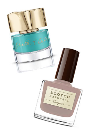 The Best 5-Free Non Toxic Nail Polish Brands - theFashionSpot
