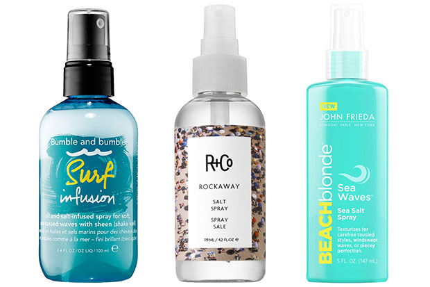 How to Use Sea Salt Spray to Style Your Hair - the Fashion ...