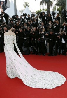 Women Were Turned Away at Cannes for Not Wearing Heels