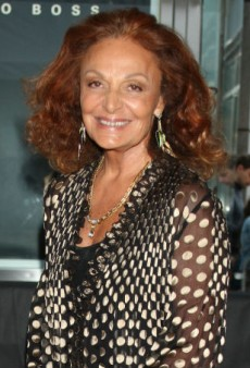 Diane von Furstenberg on Balancing Work and Home Life as a Mother