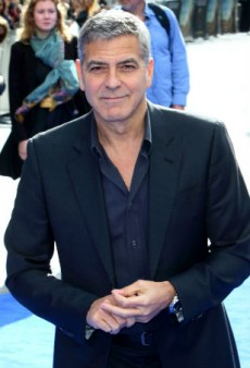 George Clooney on Choosing to Age Gracefully