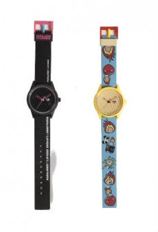 Gwen Stefani Collaborates with Q&Q SmileSolar on Adorable Emoji Watch Collection