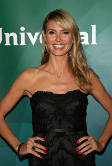 Heidi Klum Talks Macy's INC 30th Anniversary Commercial