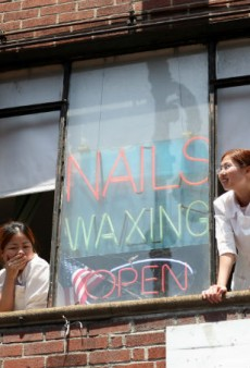 New York's Nail Salons are Basically Sweatshops