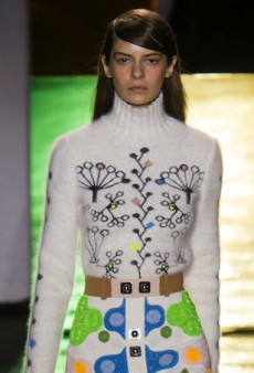 Peter Pilotto Wins First Swarovski Collective Award