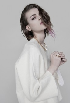 Ruby Jean Wilson Goes Beyond Modelling Duties for Emerging Jewellery Label