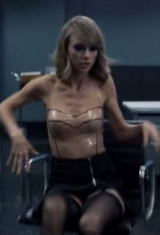 An LA Sex Shop Wardrobed Taylor Swift's 'Bad Blood' Music Video
